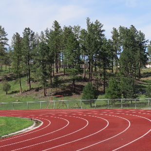 Ruidoso High School Track Image