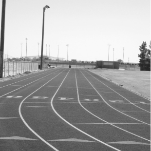 Mayfield High School Track Image